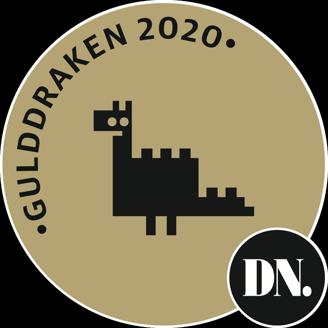 Folkparken nominerad till Gulddraken 2020
